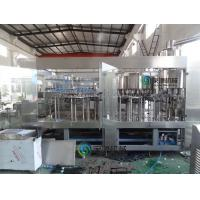 Quality Water Bottling Equipment 3 In 1 Bottle Filling Equipment For Plastic Barrel for sale
