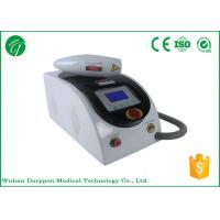 Buy cheap Medical IPL Laser Machine CE Approval 800w Nd Yag Laser Tattoo / Hair Removal Machine from wholesalers