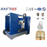 Wholesale 500 W Sheet Metal Cutter Machine , Lampshade Cnc Fiber Laser Cutting Machine from china suppliers