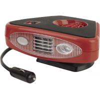 Wholesale Triangle Red And Black Portable Car Heaters  2 In 1 Useful For Vhicle from china suppliers
