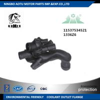 Wholesale Coolant Outlet Flange Thermostat Housing Assembly 1336Z6 11537534521 for CITROEN PEUGEOT MINI from china suppliers