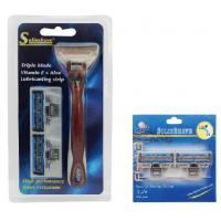 Wholesale F715 triple blade system razor from china suppliers