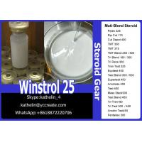 Wholesale Water Based Milky Winny Winstrol 25 mg/ml  Oral Conversion Gear For Bodybuilding from china suppliers