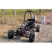 Wholesale 168CC Gas Powered Single Seat Go Kart , Max Speed >70km/h EPA from china suppliers