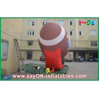 Wholesale Logo Print Inflatable Promotional Products Inflatable Rugby American Football from china suppliers