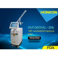 Wholesale Deep Wrinkles Removal Fractional Co2 Laser Machine 635nm Lightweight from china suppliers