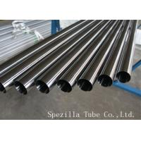 Wholesale BPE TP316L Stainless Steel Sanitary Pipe 1x1.65mm SF1 Polished from china suppliers