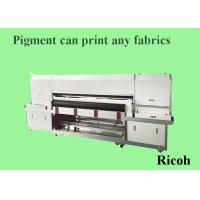 Wholesale High Resolution Ricoh Digital Printers Digital Textile Printing Machine 1800mm from china suppliers