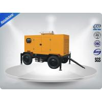 Wholesale 144kw / 180kva  Diesel Trailer Generator Easy Moving Powered By Perkins Engine from china suppliers