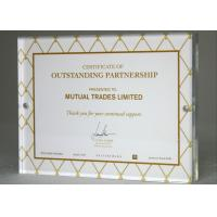 Mutual World Furniture and Home Decoration (Zhongshan) Ltd. Certifications