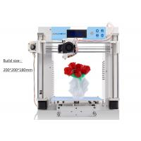 Wholesale Digital Self Assembly Portable 3D Printer DIY FDM Fused Deposition Modelling from china suppliers