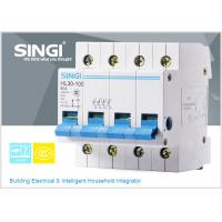 Wholesale CCC/ISO9001 230/240V 80A 4p load disconnect isolator switch mini breaker MCB from china suppliers