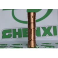 Wholesale Copper 800 puff Panzer E Cig Mod Telescopic full 18350 mechanical mod from china suppliers