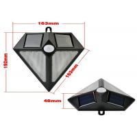 Quality Powerful 6 Led Motion Sensor Solar Lights Outdoor One Year Warranty for sale