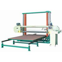 Wholesale Automatic Horizontal Polyurethane / PU Foam Cutting Machine For Sponge Sheet from china suppliers