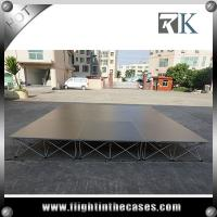 Wholesale Used Aluminum Portable Stage for Sale Wedding Stage Decoration outdoor concert stage sale from china suppliers