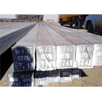 Wholesale Hot Rolled Square Mild Steel Billets Grade Q235 130 mm x 130 mm for Angle Bar from china suppliers