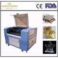 Wholesale GK-9060 RECI 90W laser cutting machine from china suppliers