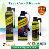 Wholesale Non Corrosion 300ml Car Tire Sealant / Motorcycle Tyre Sealer And Inflator from china suppliers