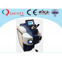 Wholesale High Corrosion Bearing Jewelry Laser Welding Machine 300W With LED Lamp Microscope from china suppliers