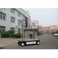 Wholesale 8 Meter Self Propelled Scissor Working Platform With 800mm Extension Platform from china suppliers