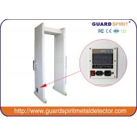 Wholesale CE Portable Metal Detector , Walk Through Security detector with Adjustable Sensitivity from china suppliers