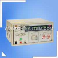 Buy cheap LX-2671A 10KV Hipot Tester, HV Voltage Tester,Withstand Instrument Tester from wholesalers