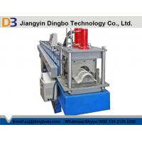 Quality ISO SGS CE Metal Ridge Cap Roll Forming Machine 12 Months Warranty for sale