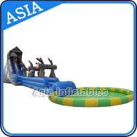 Wholesale Removable Inflatables Water Park , Water Toys Space , Inflatable Playground from china suppliers