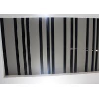 Wholesale Commercial Suspended Metal Ceiling / Open suspended Aluminium B - shaped Strip Ceiling from china suppliers