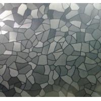 Wholesale 304 Decorative Embossed Stainless Sheet Metals Manufacturer In China from china suppliers