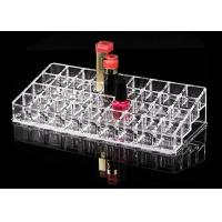 Wholesale Semi Permanent Makeup Acrylic Holder 36 24mm Tattoo Inks Display Shelf from china suppliers