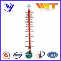 Wholesale 35KV High Voltage Polymer Suspension Insulators for Power Transmission from china suppliers