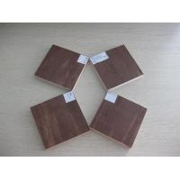 Buy cheap Dark Brown / Red waterproof paint plywood / film faced plywood sheet for Construction Formwork from wholesalers