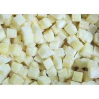 Wholesale Frozen Cubed Potatoes Organic Frozen Fruit With Packing Blue PE Bags from china suppliers