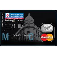 Wholesale Titanium MasterCard Smart Magnetic Strip Card with Special Signature Panel from china suppliers