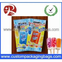 China Heat Seal Composite Plastic Food Packaging Bags For Ice Lolly / Sweets on sale