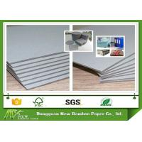 Wholesale Mixed Paper Pulp Grey Board / Grey Chipboard / Gris Carton For Book Cover from china suppliers