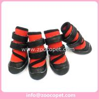 Wholesale Super Quality Pet Dog Shoes from china suppliers