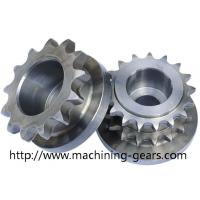 Wholesale High strength Chain Sprocket Wheel 0.03mm Tolerance Stable Performance from china suppliers