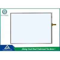 Wholesale Industry 15 Inch 4 Wire Resistive Touch Panel For Laptop , Touch Sensor Panel from china suppliers