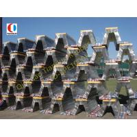 Wholesale Arch Type Natural Solid Boat Rubber Fender , High Energy Absorption from china suppliers