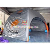 Wholesale 0.6mm PVC Inflatable Shelter Tent With Air - Welded PVC Tarpaulin from china suppliers