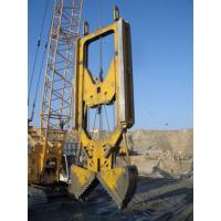Wholesale 0.8 - 1.8 m³ Grab Bucket Underground Diaphragm Wall Grab With 0.85 - 1.3 m³ Excavation Volum CE ISO9001 from china suppliers