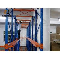 Wholesale Assemble Or Welded Powder Coating Galvanization Steel Racking System from china suppliers