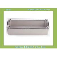 Wholesale 250*80*70mm Large Clear Enclosure IP65 Weatherproof enclosure from china suppliers
