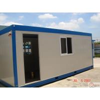 Wholesale Steel Modular House / Modular House used for a variety of purposes including storage, work spaces from china suppliers