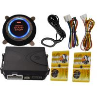 Quality Rfid Transponder Card Invisible Keyless Car Engine Start Stop System For Petrol Or Auto Diesel Car for sale