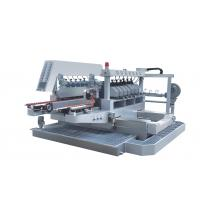 Wholesale 14 Spindles CNC glass beveling machine For Industry Processing , 380V 50Hz from china suppliers