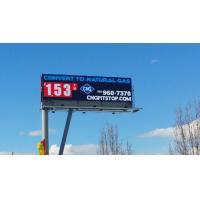 Wholesale Water Proof Publicity Led Billboard Display Anti Sunlight High Gray Level from china suppliers